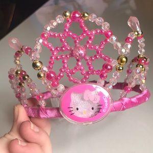 Hello Kitty Crown